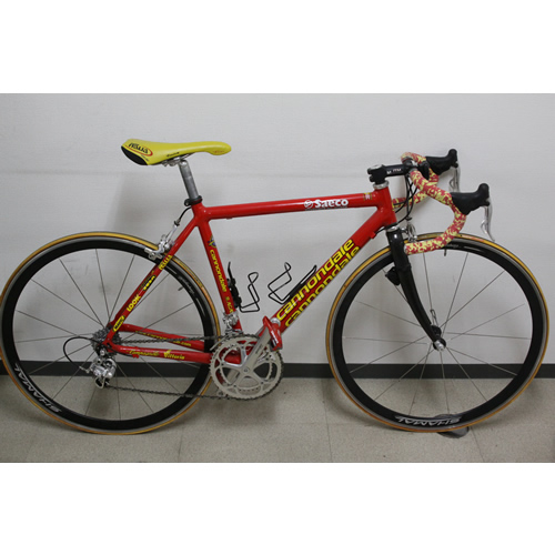 CANNONDALE|キャノンデール|CAAD4 SAECO COLOR|買取価格 60,000円 | ロードバイクの買取 Valley Works