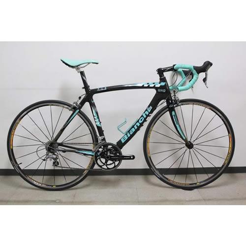BIANCHI|ビアンキ| 9・2・8 CARBON|中古買取価格 65,000円 | ロードバイクの買取 Valley Works