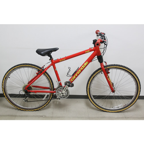 CANNONDALE|キャノンデール|F500 |中古買取価格 20,000円 | ロードバイクの買取 Valley Works
