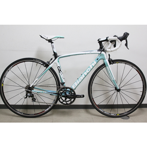 BIANCHI|ビアンキ|Infinito 105 CARBON |中古買取価格 75,000円 | ロードバイクの買取 Valley Works