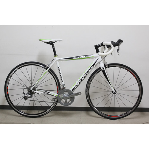 CANNONDALE|キャノンデール|CAAD8 SHIMANO TIAGRA4600組|中古買取価格 50,000円 | ロードバイクの買取 Valley Works
