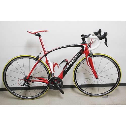 CARRERA|カレラ|PHIBRA two |買取価格 145,000円 | ロードバイクの買取 Valley Works