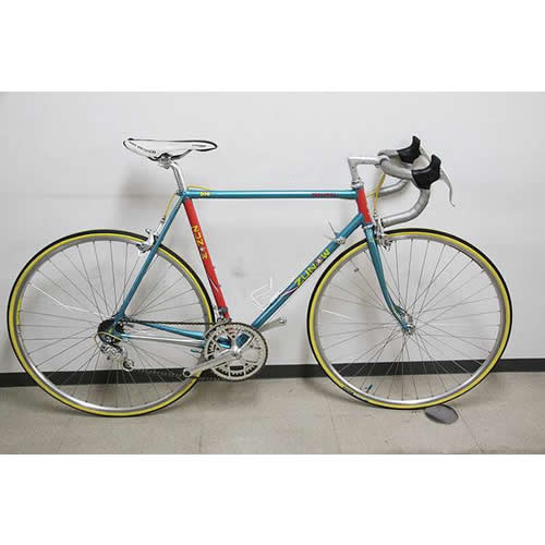 ZUNOW|ズノウ|ベラドンナ|CAMPAGNOLO Athena組|買取価格¥80,000 | ロードバイクの買取 Valley Works