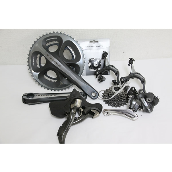 SHIMANO DURA-ACE 7900|7点セット|買取価格70,000円 | ロードバイクの買取 Valley Works