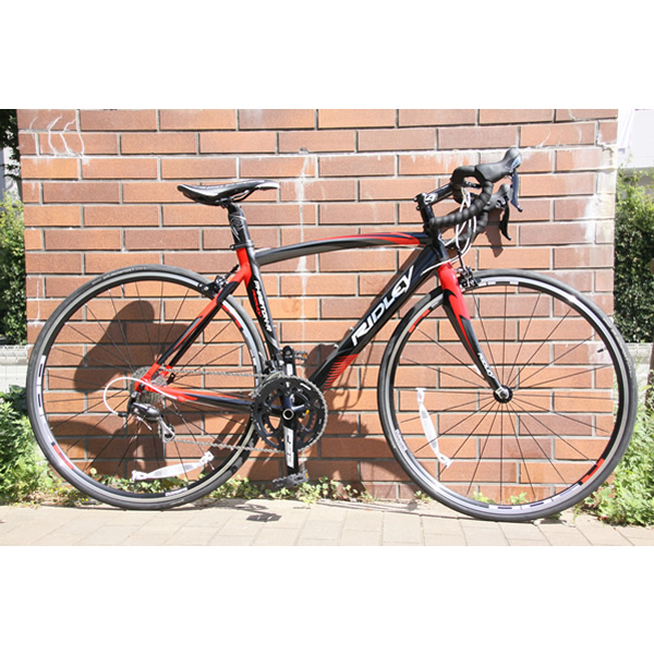 RIDLEY PHAETON R 2013|リドレー フェートン R| 買取価格55,000円 | ロードバイクの買取 Valley Works
