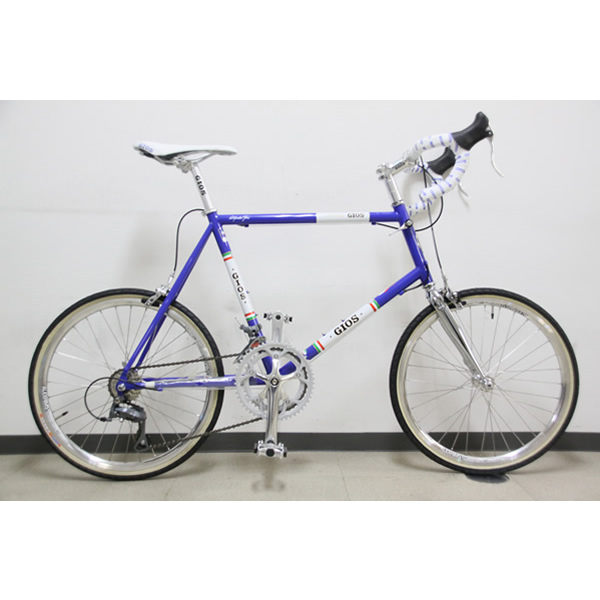 GIOS ANTICO|ジオス アンティーコ|買取価格32,000円 | ロードバイクの買取 Valley Works