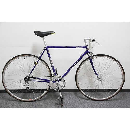 カワムラ|NISHIKI|クロモリロード 1980年頃|買取価格35,000円