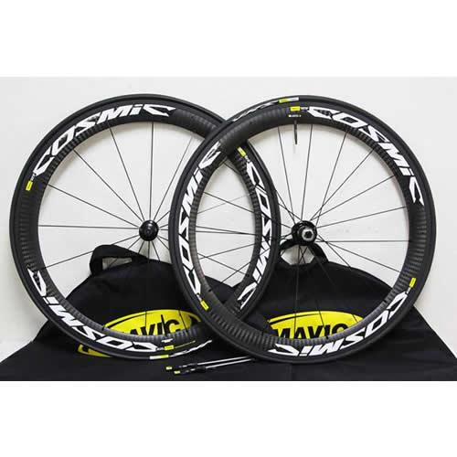MAVIC|ホイールセット|COSMIC CARBON SLE WTS|シマノ11s 買取価格 112,000円