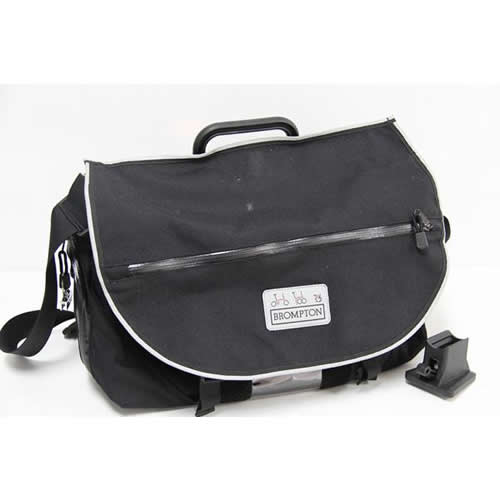 BROMPTON ブロンプトン|フロントバッグ S-Bag ブロック付き|美品|買取価格 7,000円