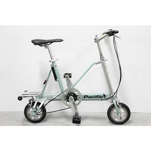 PacificCycles CARRY ME2|SpeedDriveクランク カスタム|美品|買取価格 35,000円