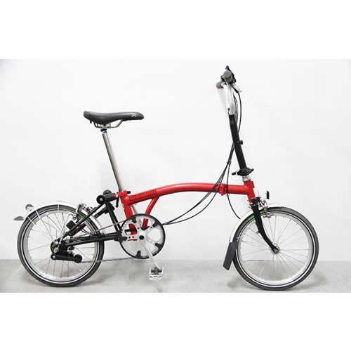 BROMPTON|M6L 2012年|超美品|買取金額 105,000円