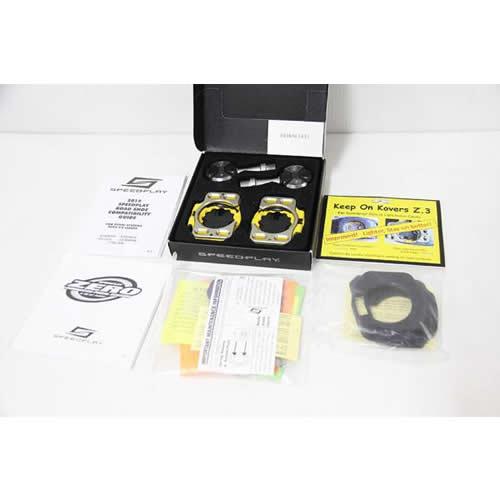 SPEEDPLAY(スピードプレイ)|ZERO ステンレスシャフト|新品|買取金額 11,500円