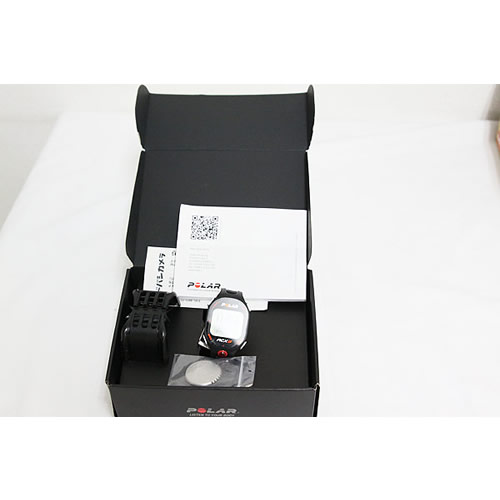 POLAR  ポラール  RCX3 中古買取価格 3,500円