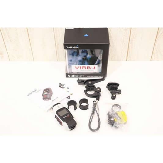 GARMIN(ガーミン)|VIRB Elite アクションカメラ|美品|買取金額 11,500円