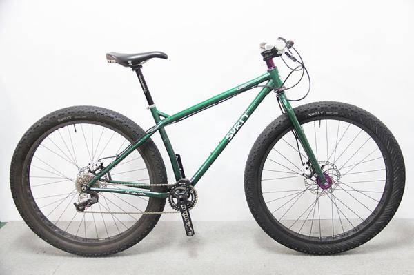 SURLY|krampusファットバイク フルカスタム車 2013年|極上品|買取価格 164,000円