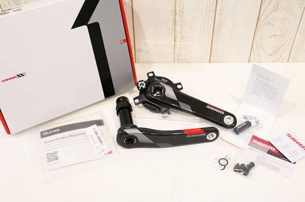 SRAM(スラム)|XX1 QUARQ MTB パワーメータークランク|新品|買取金額 98,000円