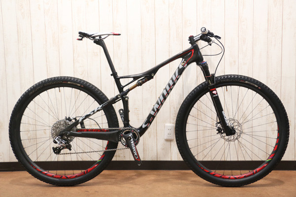 SPECIALIZED(スペシャライズド)|S-WORKS EPIC WORLDCUP 29er|美品|買取金額 288,000円