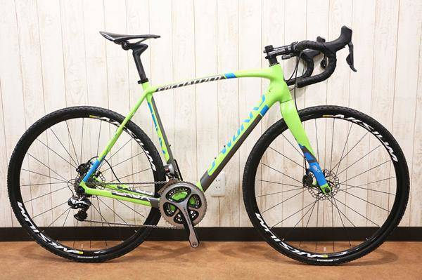 SPECIALIZED(スペシャライズド)|S-WORKS CRUX 9070 Di2|美品|買取金額 265,000円