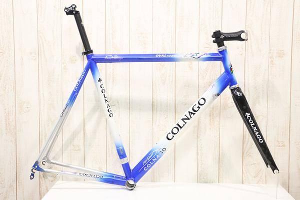 COLNAGO(コルナゴ)|OVAL MASTER TITANIO ArtDecor|美品|買取金額 110,000円