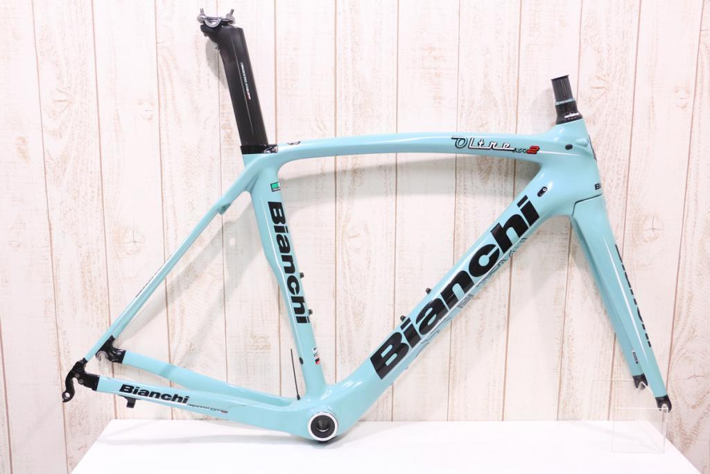 Bianchi(ビアンキ)|OLTRE XR2|美品|買取金額 168,000円