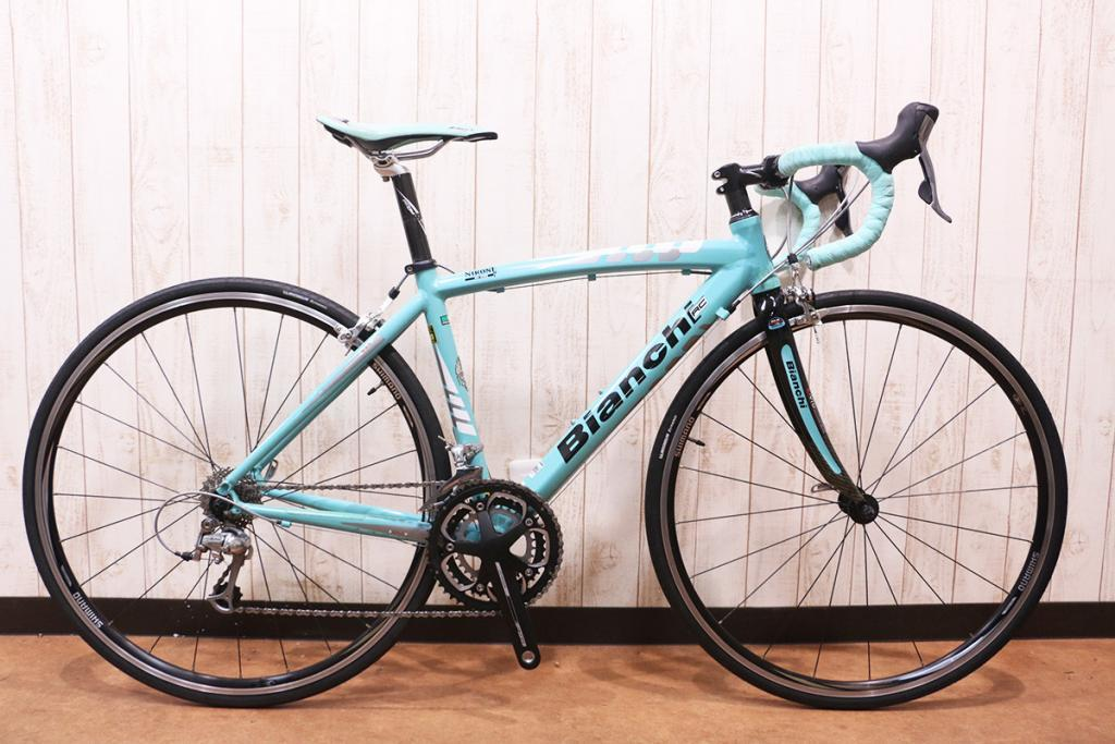 Bianchi(ビアンキ)|ViaNirone7 105 トリプル|美品|買取金額 43,000円