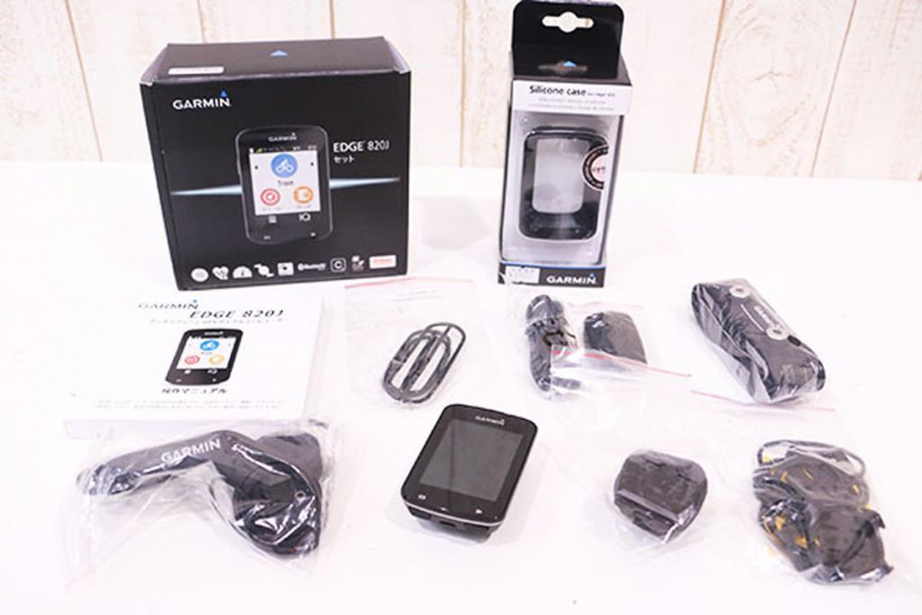 GARMIN(ガーミン) Edge820J 超美品 買取金額 29,000円