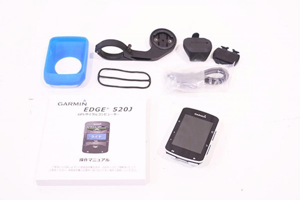 GARMIN(ガーミン)|Edge520J|超美品|買取金額 22,000円