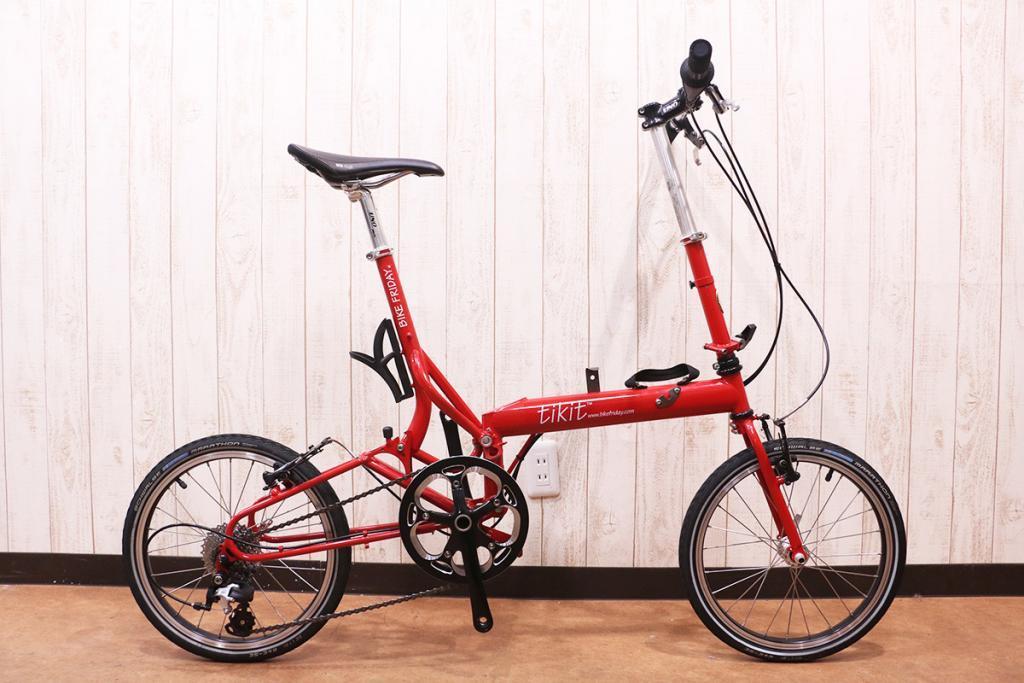 BIKEFRIDAY(バイクフライデー)|tikit microshift 16″|良品|買取金額 120,000円