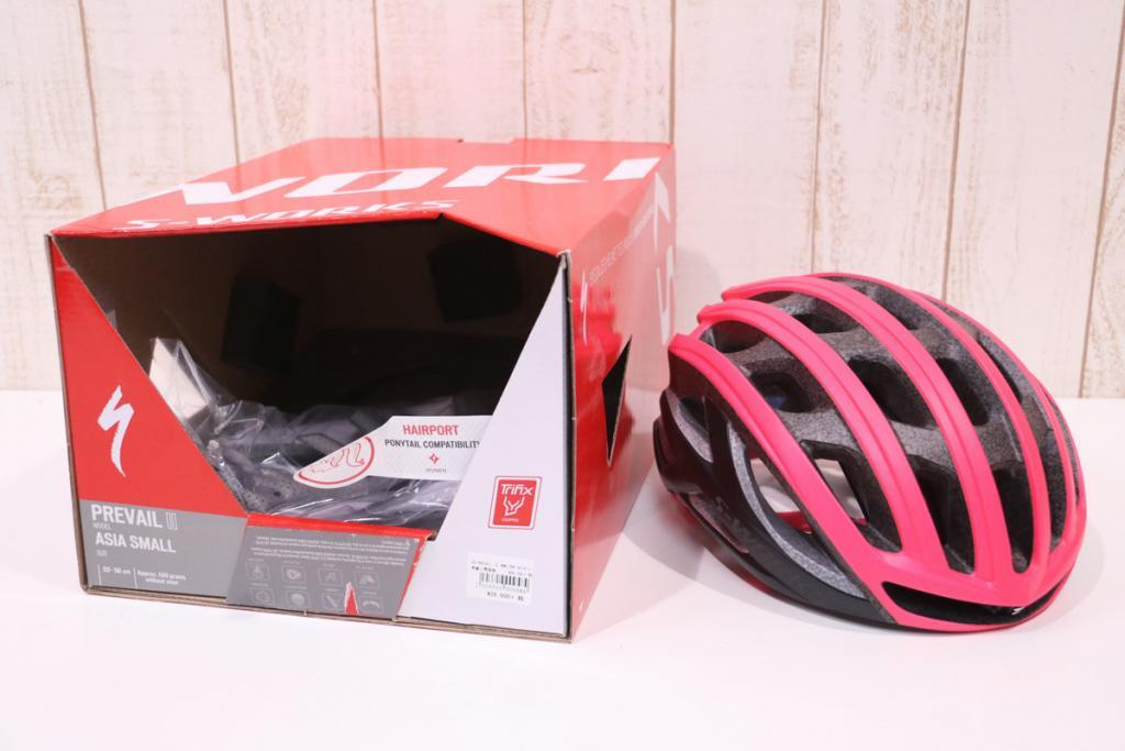 SPECIALIZED(スペシャライズド)|S-WORKS PREVAIL II WMN|超美品|買取金額 13,500円