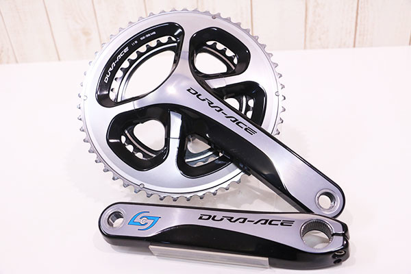 STAGES(ステージス)|FC-9000 DURA-ACE パワーメータークランク|美品|買取金額 55,000円