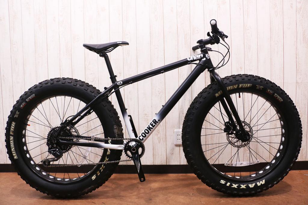 chargebikes(チャージバイクス)|Cooker MAXI-1 ファットバイク|超美品|買取金額 72,000円