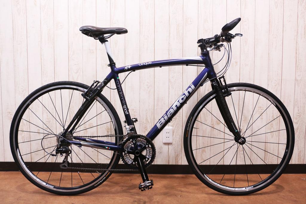 Bianchi(ビアンキ)|Camaleonte5 sport|美品|買取金額 62,000円