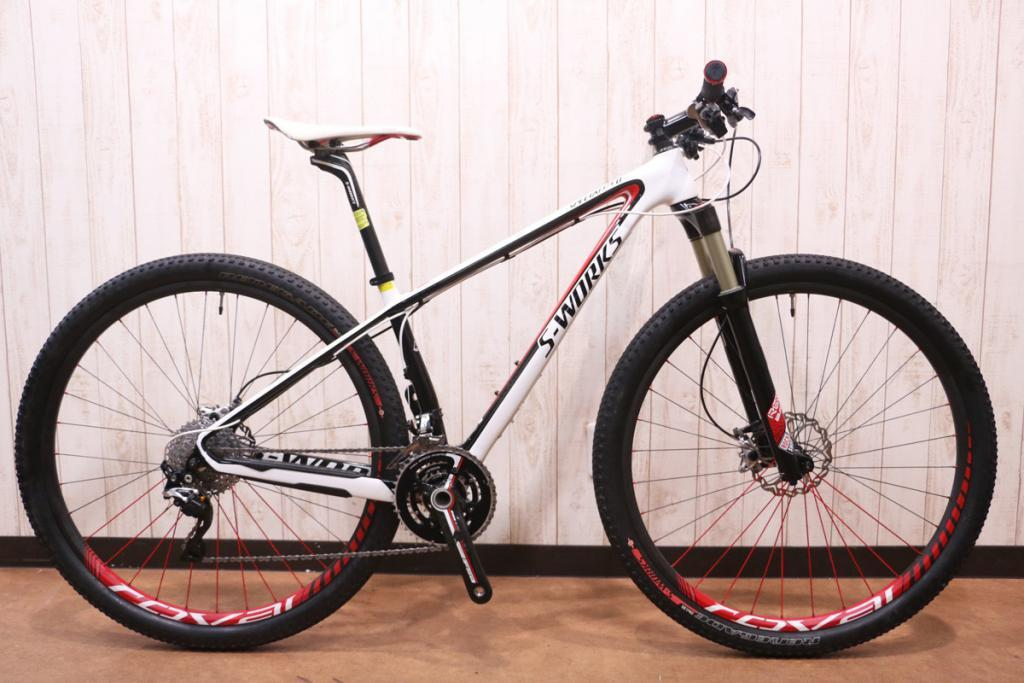 SPECIALIZED(スペシャライズド)|S-WORKS StumpJumper HT 29er|美品|買取金額 150,000円