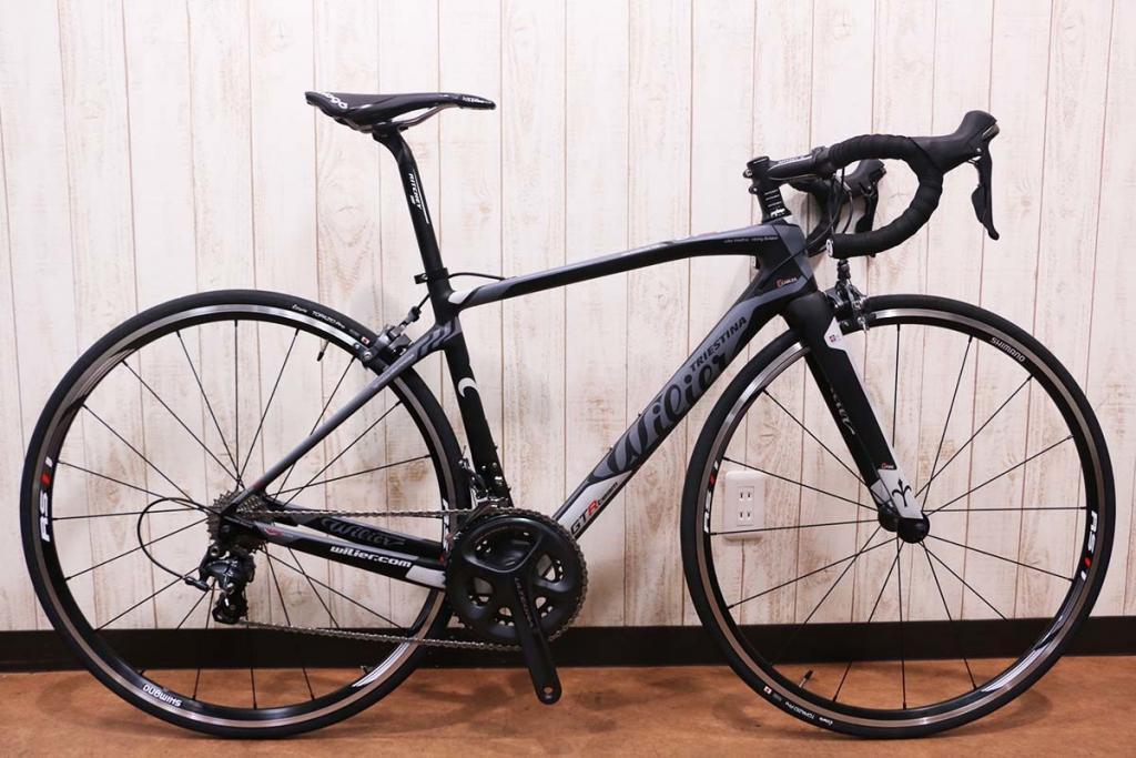 Wilier(ウィリエール)|GranTurismo R GTR team ULTEGRA|超美品|買取金額 140,000円