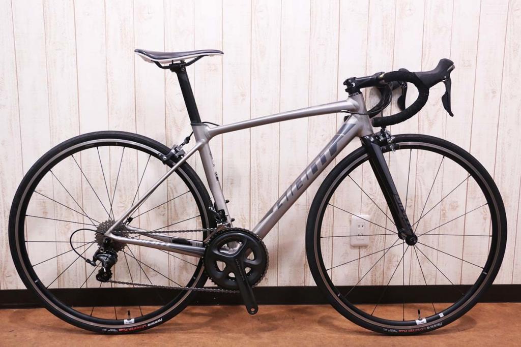 GIANT(ジャイアント)| TCR SLR1 ULTEGRA|超美品|買取金額 128,000円
