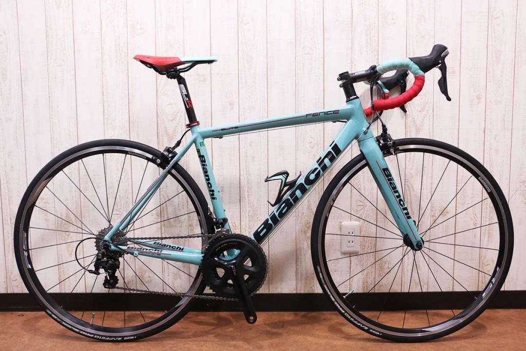 Bianchi(ビアンキ)| FENICE ELITE 105|超美品|買取金額 71,000円
