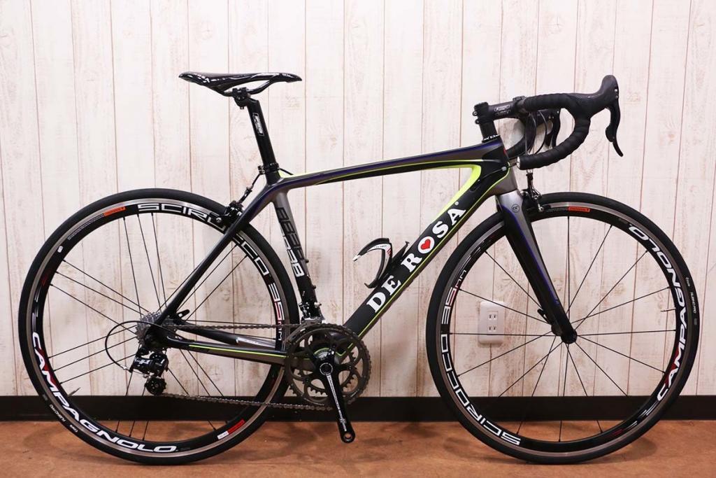 DE ROSA(デローザ)|R838 Athena SCIROCCO36|美品|買取金額 136,000円