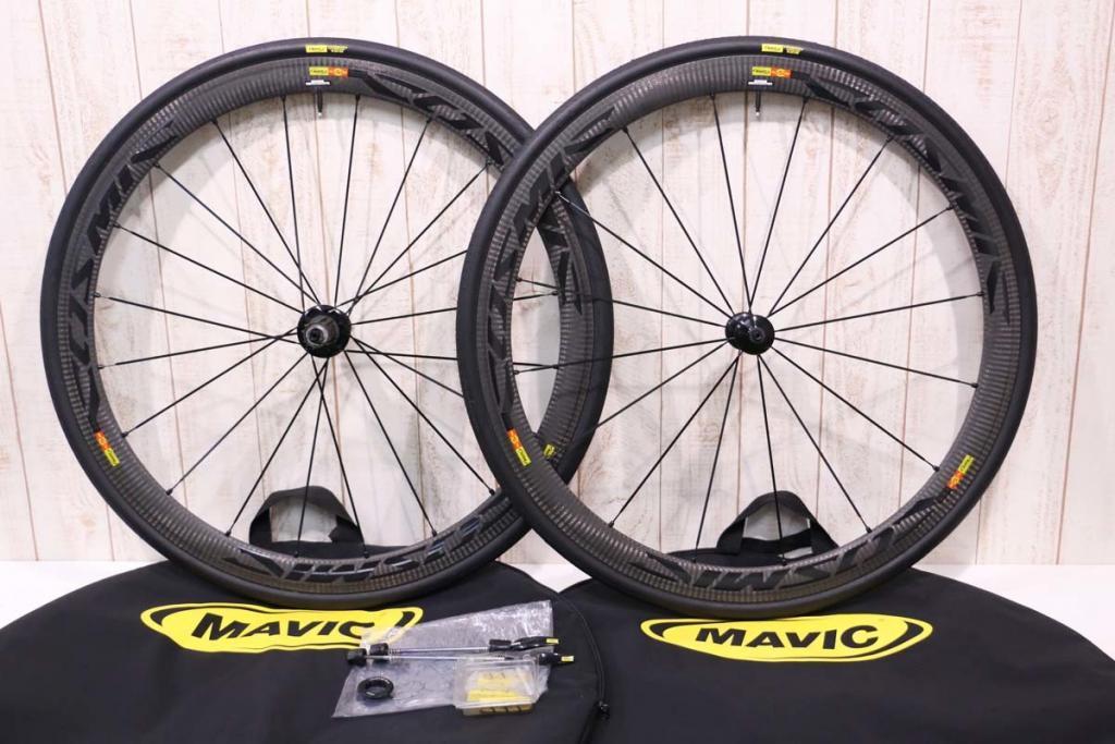 MAVIC(マビック)|COSMIC CARBON 40C カンパフリー|超美品|買取金額 78,000円