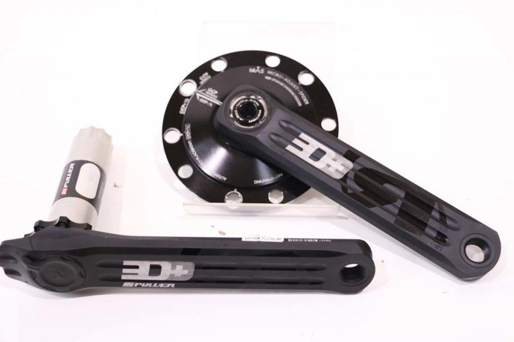 ROTOR(ローター)|3D+ MAS INPOWER パワーメータークランク|良品|買取金額 35,000円