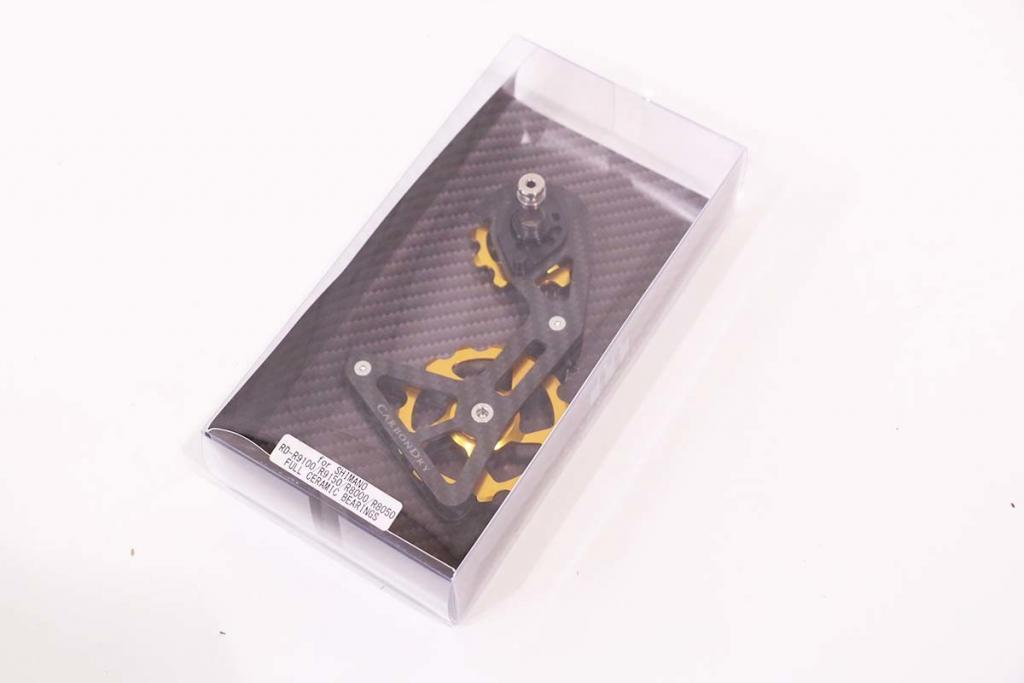 CARBON DRY JAPAN(カーボンドライジャパン)|BIG PURRY KIT R9100/R8000|新品|買取金額 30,000円