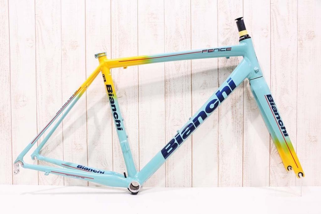 Bianchi(ビアンキ)|FENICE PRO スカンジウム|超美品|買取金額 58,000円
