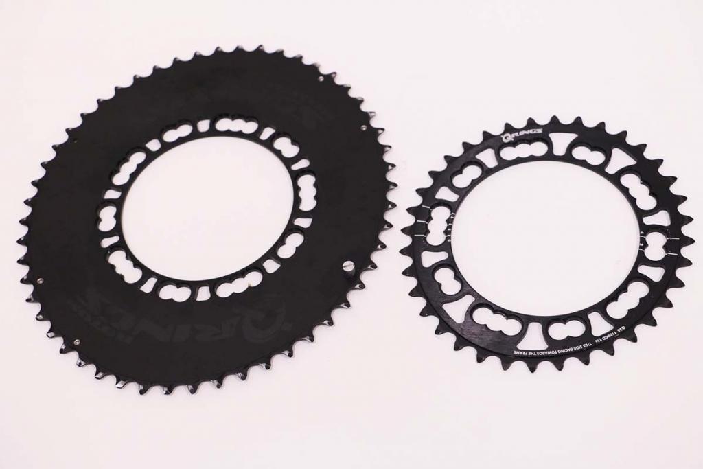 ROTOR(ローター)|QRINGS Limited Black I/0|超美品|買取金額 13,000円