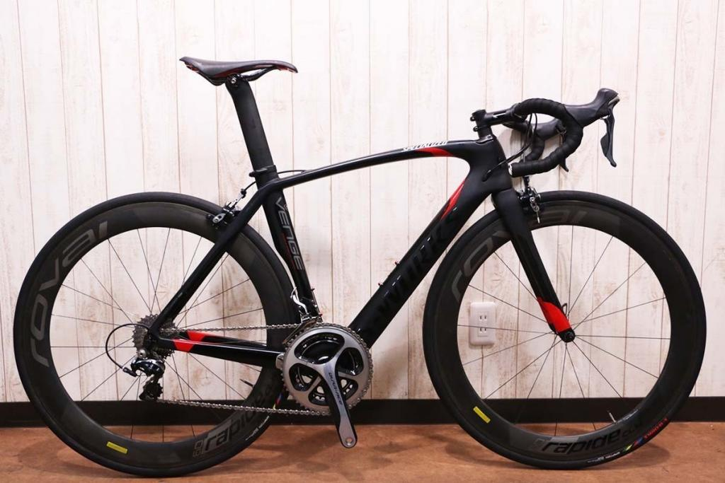 SPECIALIZED(スペシャライズド)|S-WORKS VENGE DURA-ACE Roval CLX60|美品|買取金額 338,000円