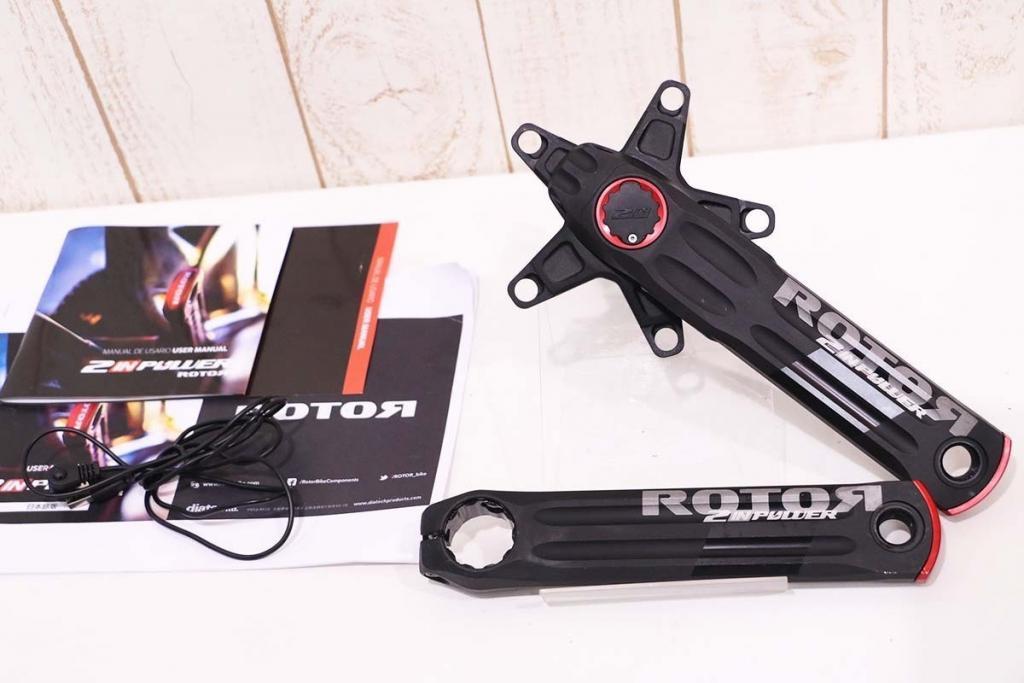ROTOR(ローター)|2INPOWER パワーメータークランク|超美品|買取金額 73,000円