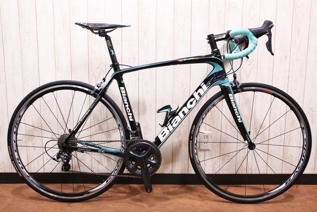 Bianchi(ビアンキ)|Infinito CV ULTEGRA RACING3|美品|買取金額 195,000円
