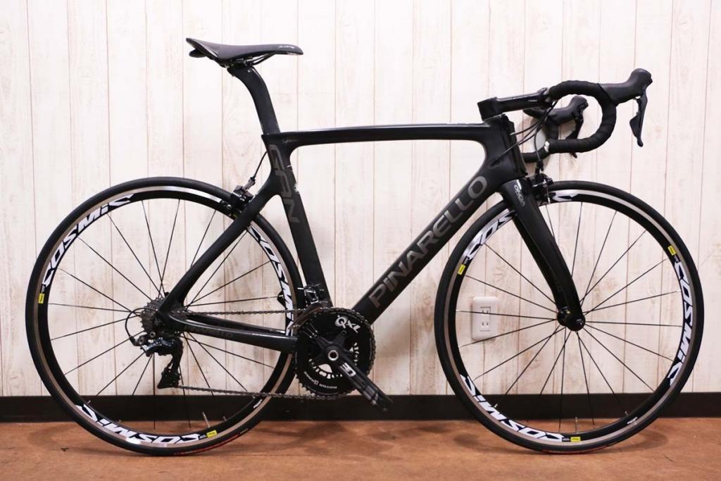 PINARELLO(ピナレロ)|GAN RS R9100 COSMIC ROTORカスタム|難あり|買取金額 255,000円