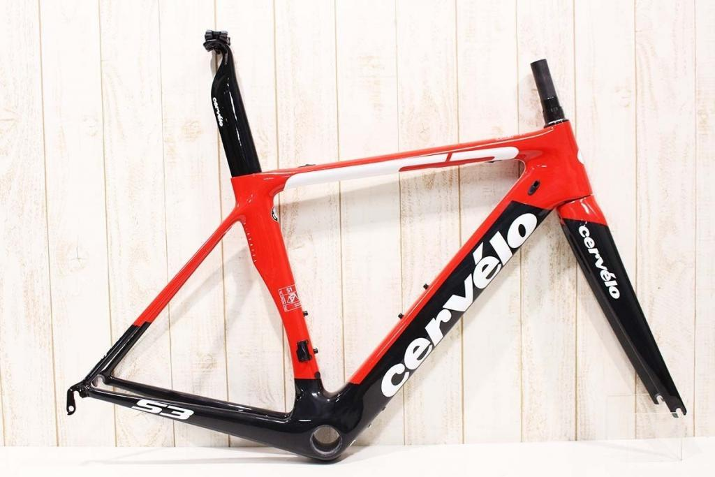 Cervelo(サーヴェロ)|S3|未使用品|買取金額 140,000円
