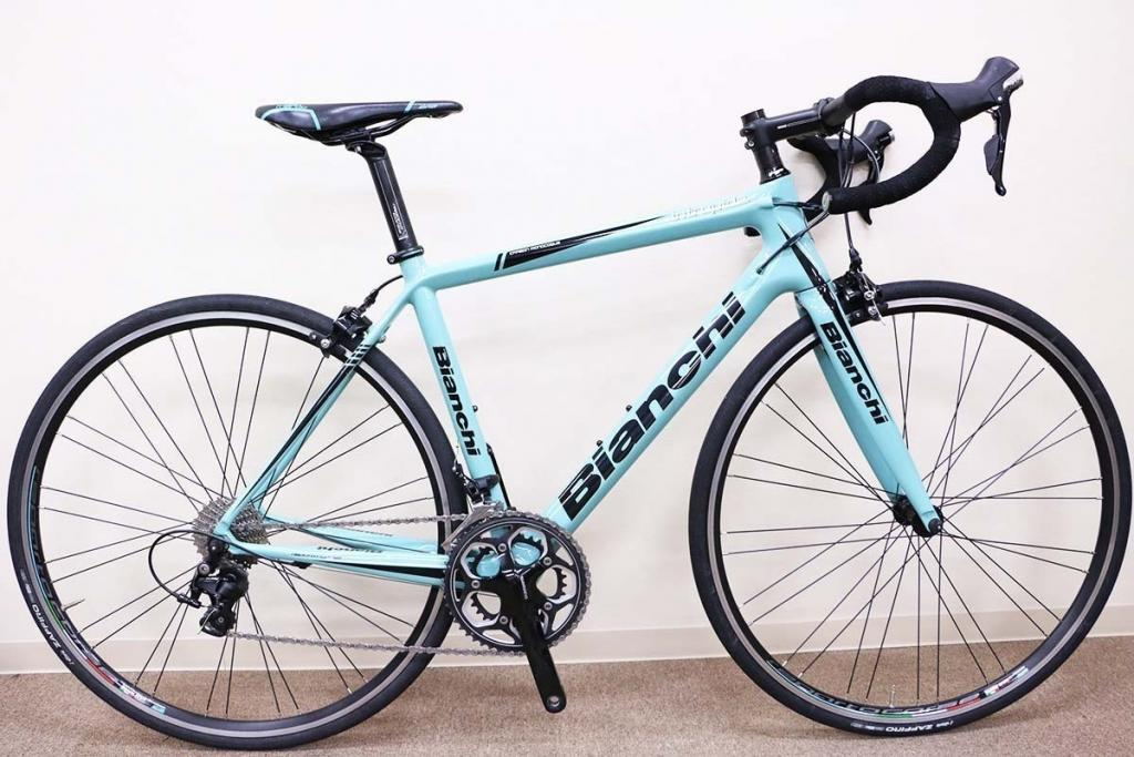 Bianchi(ビアンキ)|INTREPIDA 105|極上品|買取金額 75,000円