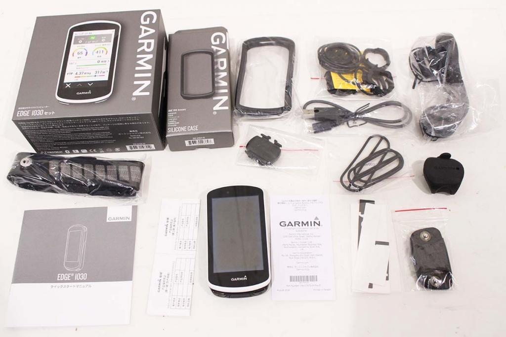 GARMIN(ガーミン)|Edge 1030J set|美品|買取金額 55,000円