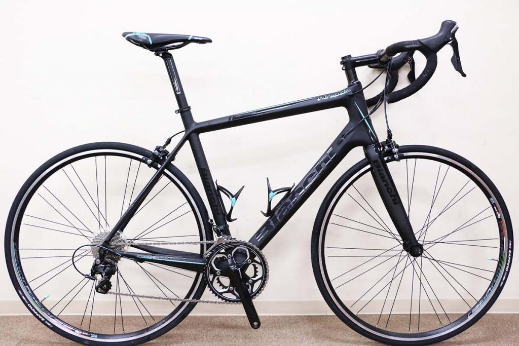 Bianchi(ビアンキ)|INTREPIDA 105|超美品|買取金額 94,000円